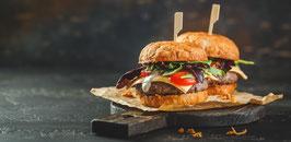 "Burger Bag ""for TWO""- alles für den eigenen leckeren Burger"