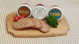 Weckwurst im Glas - Regionale Spezialität