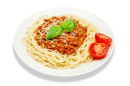 Tomaten-Hackfleischsoße - Ideal für Nudelgerichte