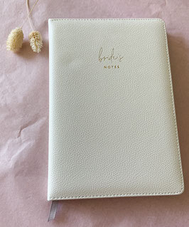 Notizbuch Brides Notes