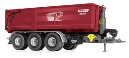 Krampe THL 30 L Hakenliftanhänger mit Abrollcontainer Big Body 750