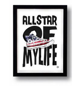 """ Allstar of my life "" By Rubiant"