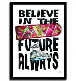 """ Believe in the future, Always "" By Rubiant"