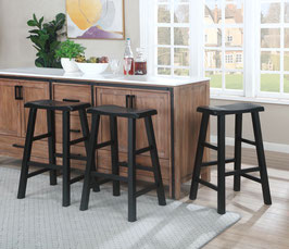 Heavy Duty Saddle Stools