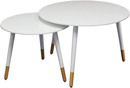 Euro End Tables Side Table Coffee Table