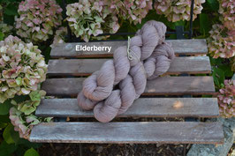 100% Merino Sock - Elderberry