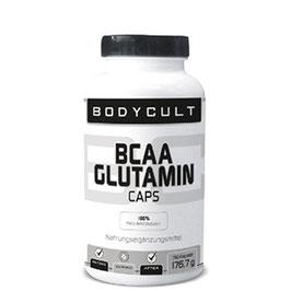 BC BCAA Glutamin Caps