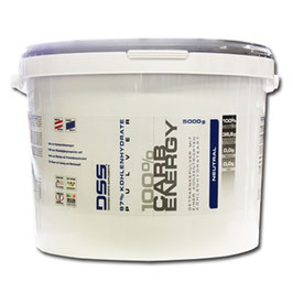 DSS 100% Carb Energy 5000g