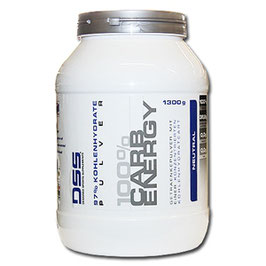 DSS 100% Carb Energy 1300g