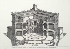 Vignola Palazzo Farnese II