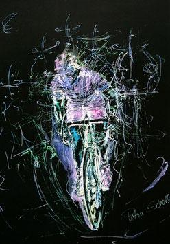 Petra Scholl Rennradfahrer