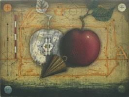 Jochen Kublik Kleine Bauanleitung für Apfelgehäuse