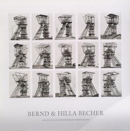 Bernd und Hilla Becher Fördertürme