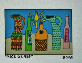 James Rizzi Nice Glas
