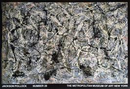 Jackson Pollock Number 28