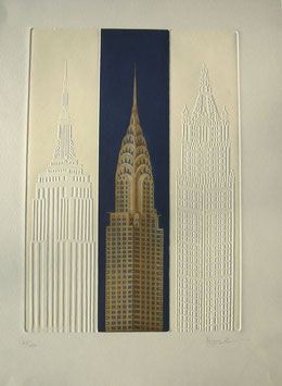 Joseph Robers New York Chrysler Building
