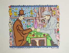 James Rizzi The Card Players