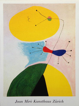 Joan Miro Portrait