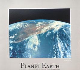 Unbekannter Künstler Planet Earth