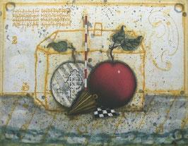 Jochen Kublik Roter Apfel