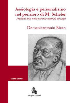 Assiologia e personalismo nel pensiero di M. Scheler