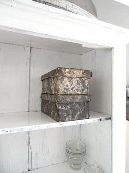 uralte Archivbox aus Holland