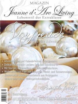 JDL Magazin 11/2015 VORFREUDE