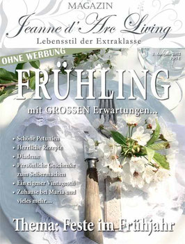 JDL Magazin FRÜHLING 2012