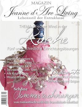 JDL Magazin 07/2015 SOMMERWOHNUNGEN