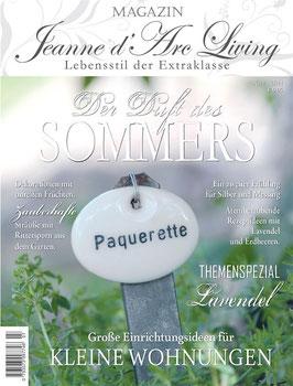 JDL Magazin 7/2014 DUFT DES SOMMERS