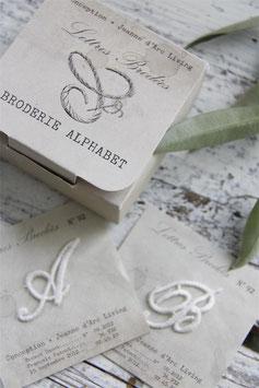 Buchstabenbox Alphabet von JEANNE D'ARC LIVING