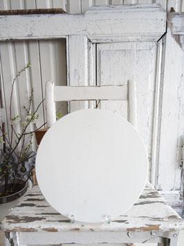 VERKAUFT Bia 19.03.   uralte Tarteplatte weiße Keramik