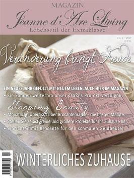 JDL Magazin 01/2017 WINTERLICHE WOHNUNGEN