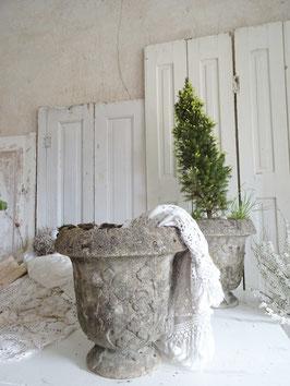 antike franz. Mauervase Steinamphore