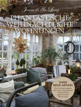 SPECIAL EDITION / Sonderheft von JDL - WEIHNACHTLICHE WOHNUNGEN - 2021