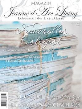 JDL Magazin 03/2015 FREUDVOLLES OSTERFEST