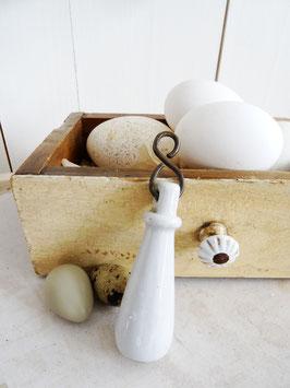 antiker WC Zuggriff Porzellan (1)