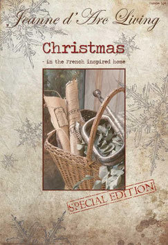 Reprint Christmasbook Weihnachtsbuch JEANNE D'ARC LIVING