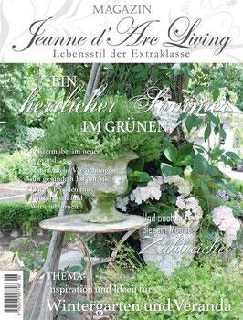 JDL Magazin 6/2014 SOMMER IM GRÜNEN