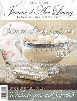 JDL Magazin 5/2016 SOMMERLICHE GEFÜHLE VORBESTELLUNG