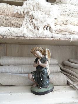 antiker Engel Schutzengel Heiligenfigur