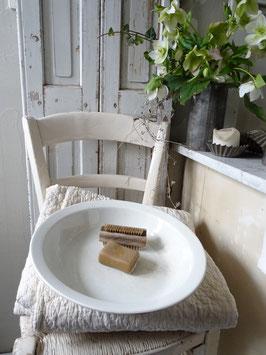 31cm antike Schüssel Keramik aus Frankreich