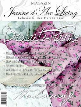 JDL Magazin 9/2016 BROCANTE TRÄUME