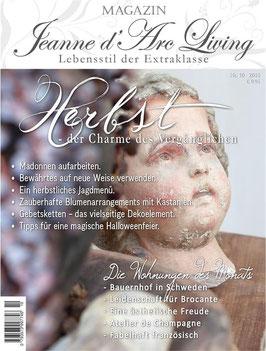 JDL Magazin 10/2015 HERBST