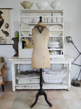 Antike Schneiderpuppe aus Frankreich