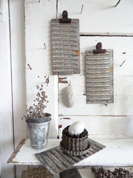 lange Praline antike Schokoladenform I