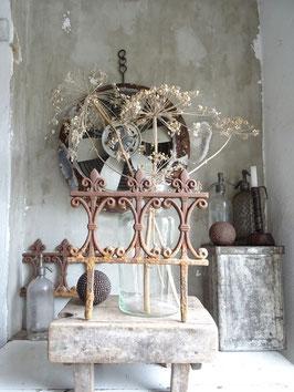 3xVERKAUFT Her 14.04. antike Beetelemente Pflanzstecker aus Frankreich