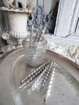 Klautschen antiker Rohling silber