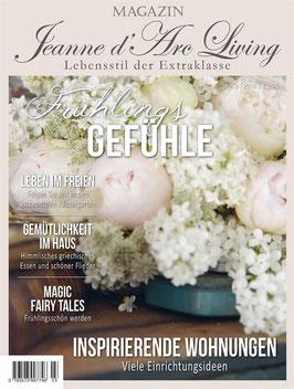 JDL Magazin 03/2018 FRÜHLINGSGEFÜHLE