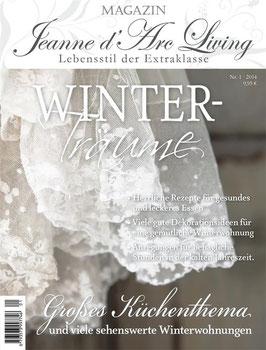 JDL Magazin 01/2014 WINTERTRÄUME